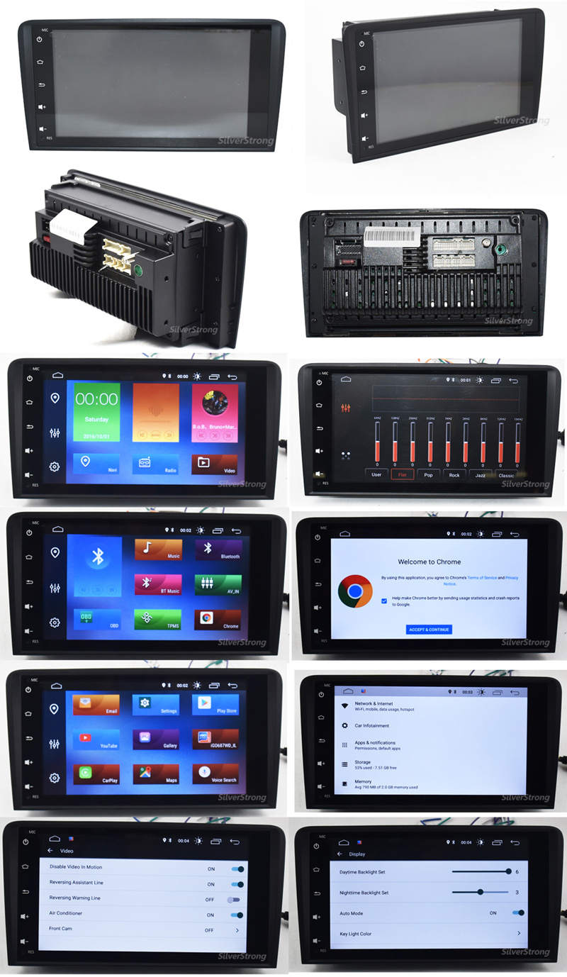 android9.0 A3 A4 CAR RADIO FULL TOUCH 8INCH ANDROID A3 ANDROID A4 2DIN CANBUS DAB RDS TPMS DVR - 副本
