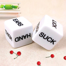 Pair of Dice for Erotic Games