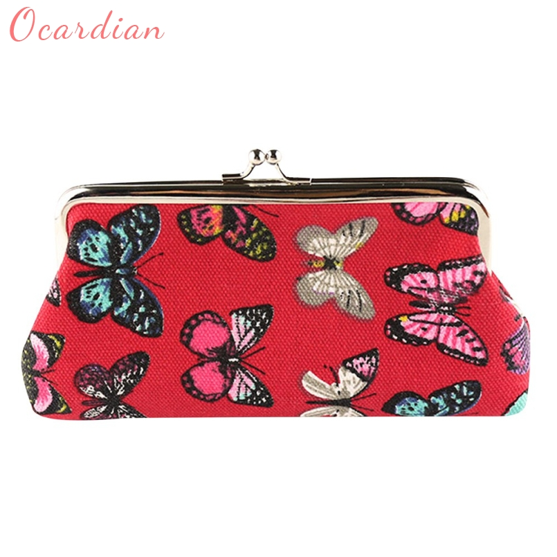 OCARDIAN New Fashion Coin Purses Wallet Ladies Small Wallet Card Holder Coin Purse Change Cute Small Bag for Women