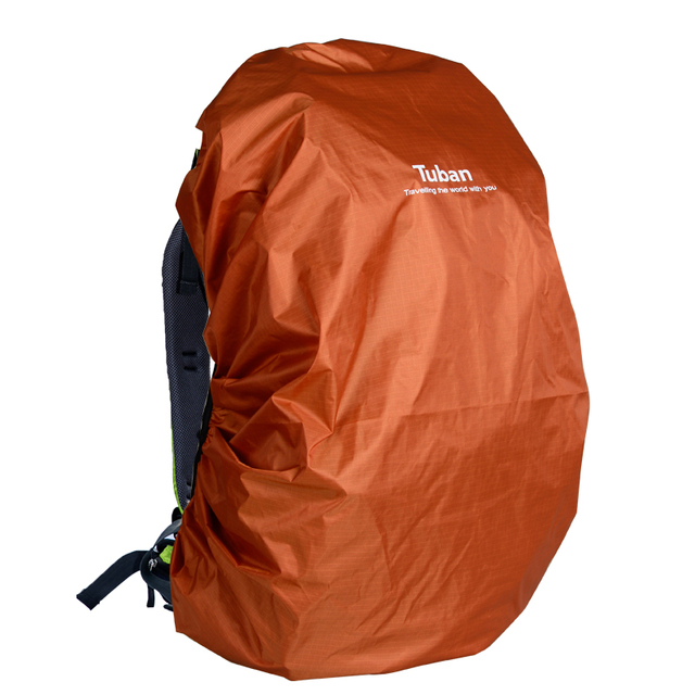 Outdoor backpack ride bag rain cover mountaineering