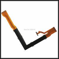 10PCS NEW Shaft Rotating LCD Flex Cable For CASIO Exilim EX ZR3500 ZR3500 Digital Camera Repair