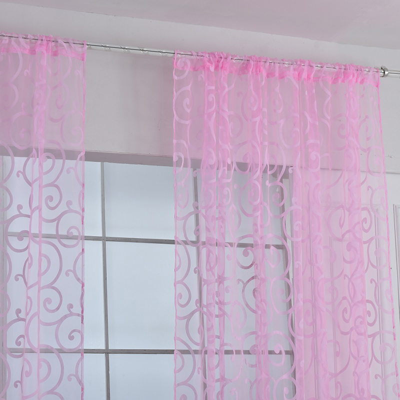 on balcony scarfs garden com flower sheer french window vine aliexpress curtain valances from curtains fabrics in floral home fashion lifting item tulle door blinds hot