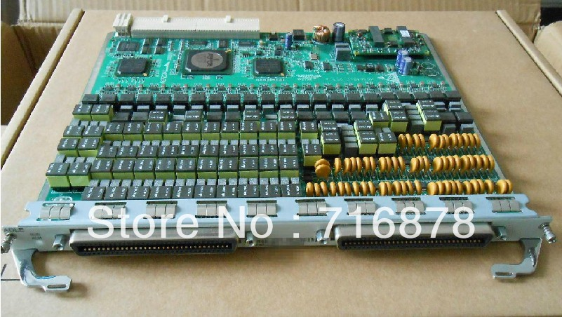 ADLE 32 canaux ADSL2 +, carte ADLE pour MA5616