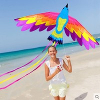 New High Quality Outdoor Fun Sports Kites For Kids And Adults Large Easy Flyer Bird Kites