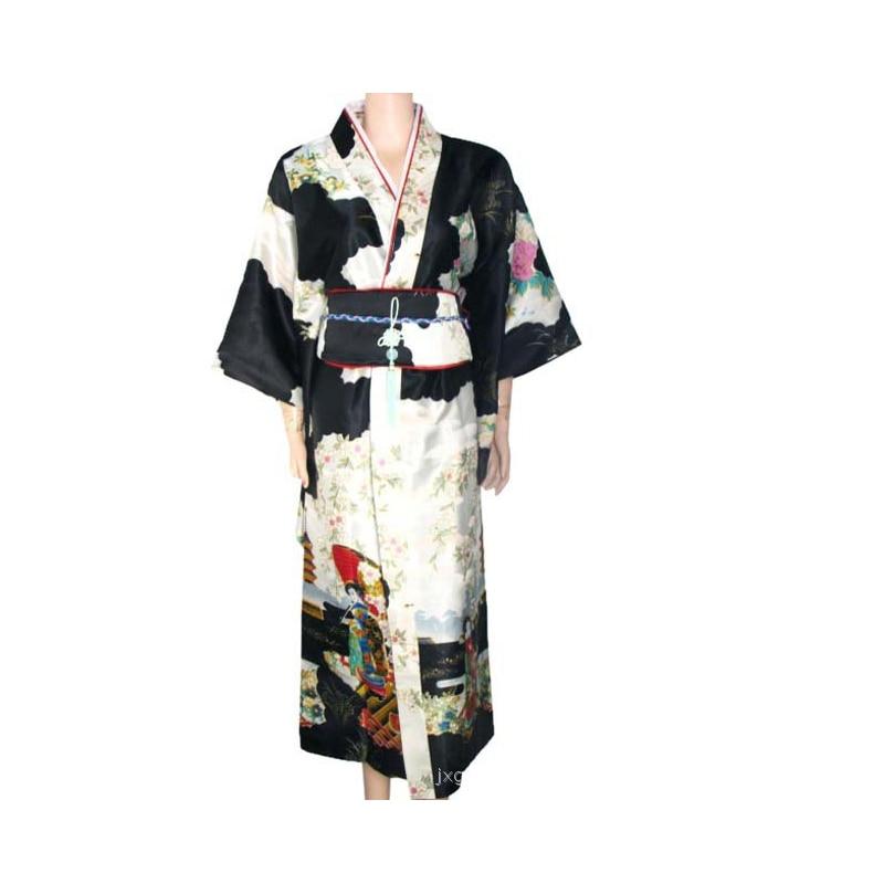 Costume Geisha Giappone Kimono Vestito da Donna Costume giapponese rivestimento asiatica