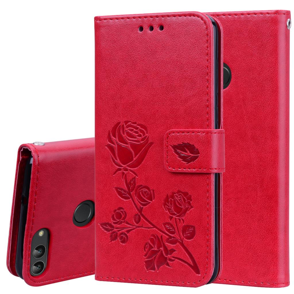 Huawei <font><b>P</b></font> <font><b>Smart</b></font> FIG-LX1 Case Wallet Flip Cover Phone Case For Huawei <font><b>P</b></font> <font><b>Smart</b></font> 2019 POT-LX3 2018 Case Leather Phone Coque Funda image