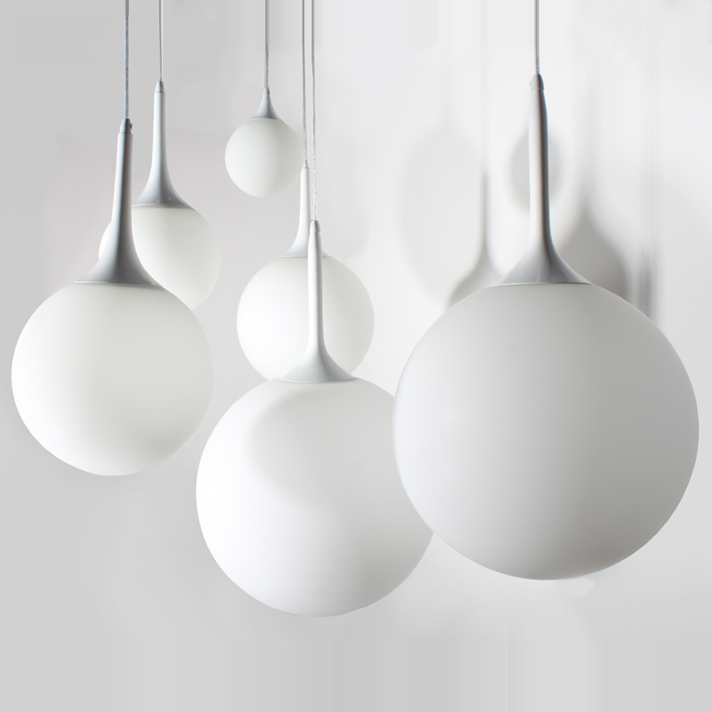 kids pendant lighting. White Modern Luxury Lamp15/25/35/42cm Diameter Pendant Lighting Kids Light For Bedroom Room Lights Hanging Lights-in From G