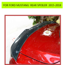 Carbon Spoiler  Rear Wing  for Ford Mustang GT Coupe 2015 2016 2017 2018 Rear trunk boot spoiler mustang oregon boot