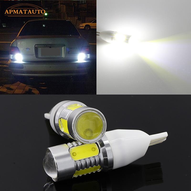2x T15 T16 W16W  Plasma LED Projector Backup Reverse Lights For Toyota 4Runner Avalon Camry Celica Corolla FJ Cruiser Highlander издательство махаон драконы