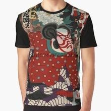 30ed8e2fa All Over Print Men t shirt Funny tshirt Battle of the Samurai Japanese  Graphic Women T