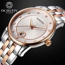 цена на OCHSTIN Fashion Women's Wrist Watch Top Luxury Brand Ladies Geneva Quartz Clock Waterproof Watch Relogio Feminino Relojes Mujer