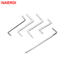 NAIERDI 5PCS Locksmith Hand Tools Supplies Broken Key Extractor Remove Removal Hooks Lock Kit Pick Set Hardware