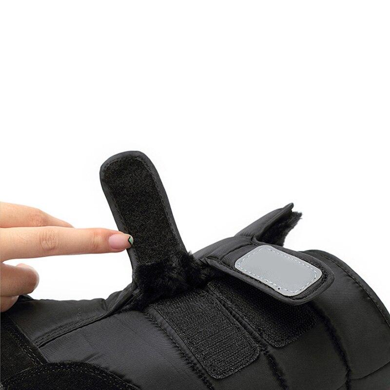 Algodón Nueva Invierno Las Impermeables De Botas 47 36 Nieve Llegada Zapatos Mujer Caliente Casual Negro Tamaño Mujeres Antideslizante Para Más FgqtwcW6Pa