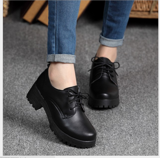 2016 New Genuine Leather Women Shoe Casual Oxford Shoes For Women Flat Shoes Ladies Lacing Loafers Zapatos Mujer2016 New Genuine Leather Women Shoe Casual Oxford Shoes For Women Flat Shoes Ladies Lacing Loafers Zapatos Mujer