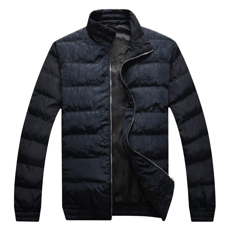 Tace & shark 억만 장자 재킷 남자 2017 겨울 신사 숙녀 패션 따뜻한 고품질 자수 디자인 무료 배송-에서파카부터 남성 의류 의  그룹 1