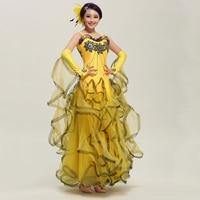 Ballroom Competition Dance Dress Modern Waltz Tango Standard Dance Dress Women,Rumba Jive Chacha Ballet Tutu Dance Clothes 18