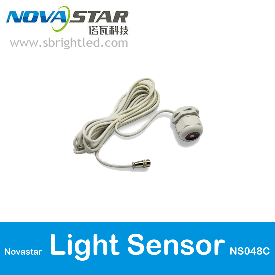 NOVASTAR Light Sensor NS048C Ambient Brightness controller nova for LED RGB full color led display video wall screen