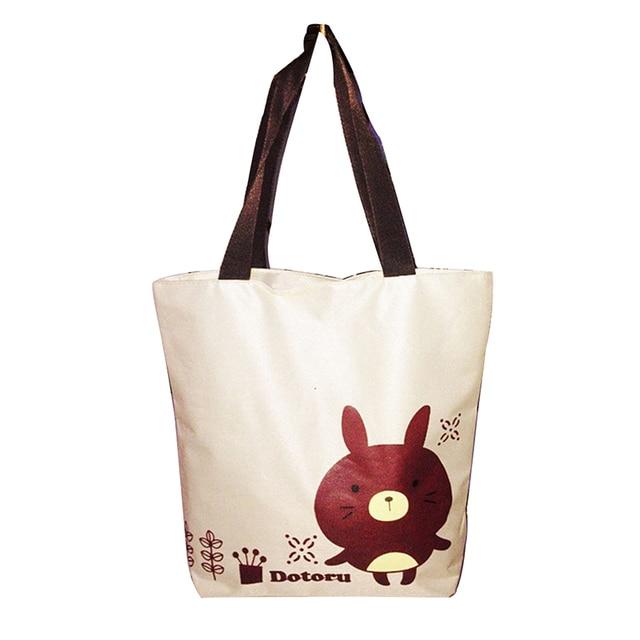 Women Handbag Erfly Beauty Clege Casual Canvas Handbags Shoulder Bag Per Tote Bags S