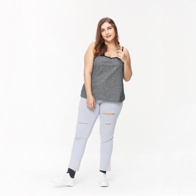 sleeveless top women
