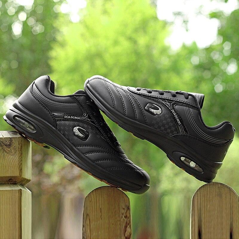 Hommes chaussures Sport tissus confortables hommes chaussures de Sport Junior chaussures de course libre hommes été Air baskets hommes course formateurs