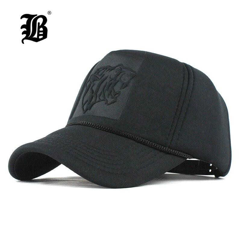 f3260ef0ca6e [FLB] sombreros para hombres Casual camionero otoño visera invierno  sombreros de esponja Hip Hop ...