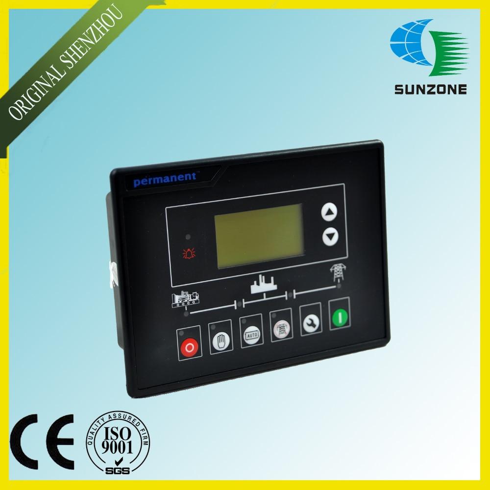 Genset Control Panel 6120 Auto Generator Controller