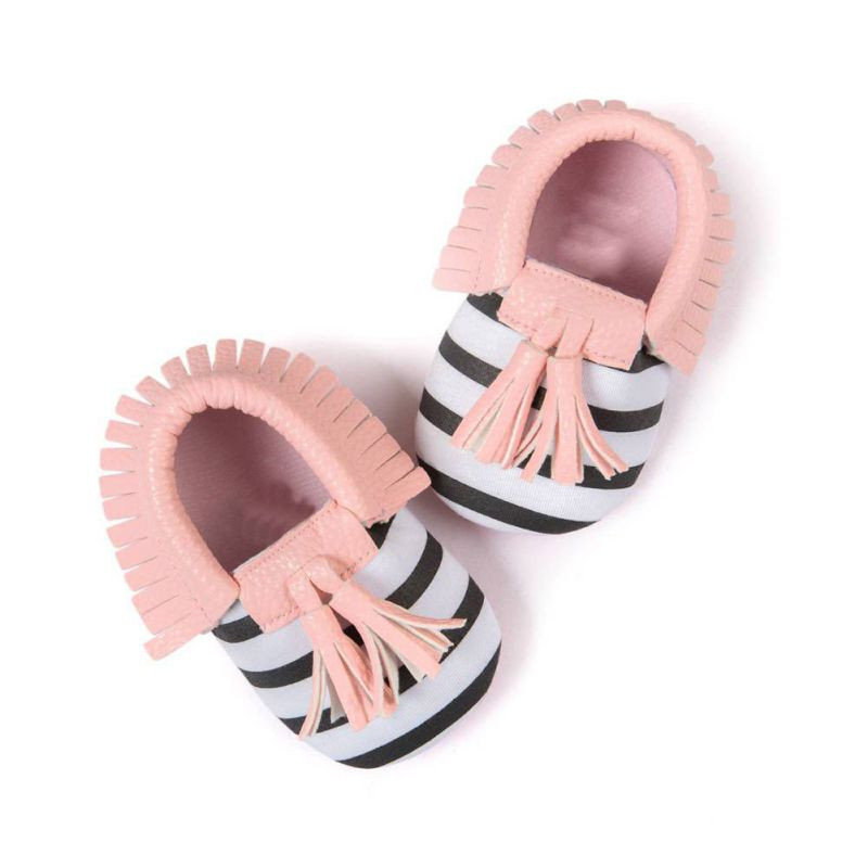 Baby-Toddler-Infant-Unisex-Boys-Girls-Soft-PU-Leather-Tassel-Moccasins-Bow-shoes-Without-Brand-5