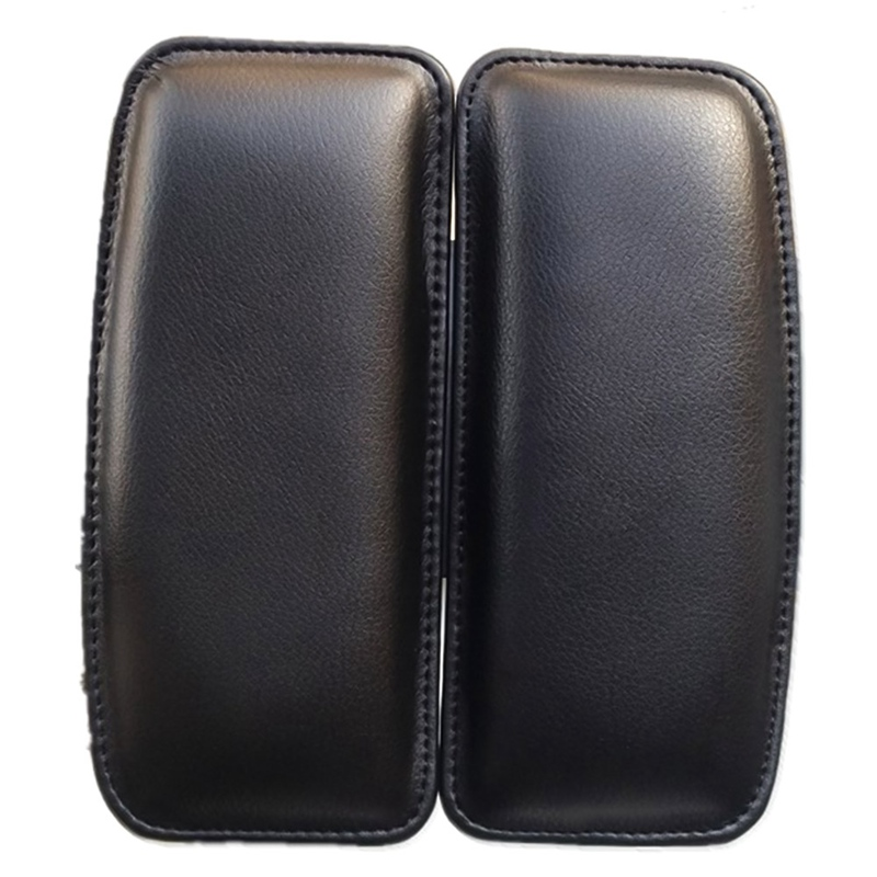New Style Leather Leg Cushion Knee Pad Thigh Support Pillow Interior Car Accessories