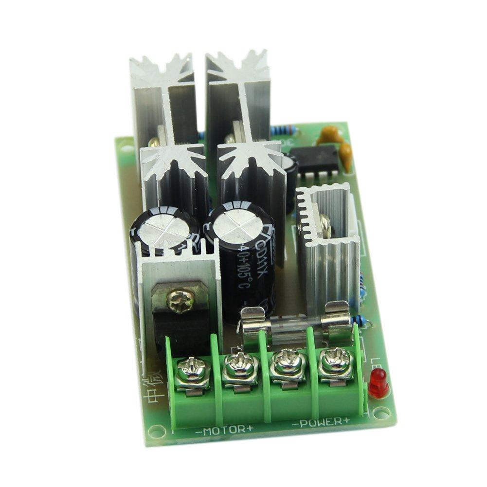 Dimmers lixf-universal dc10-60v 20a pwm hho Tipo de Item : Reguladordeluz