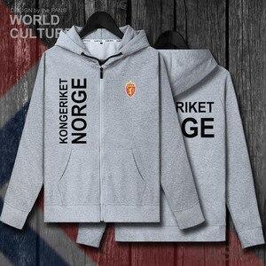 Image 5 - Norvège Norge ni norvégien Nordmann NO hommes fleeces hoodies hiver maillots manteau hommes vestes et vêtements nation pays cardigan