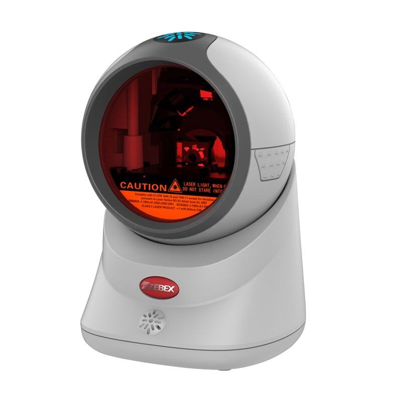 20 линия автоматического Всенаправленный сканер штрихкодов USB сканер штрих-кода чтения с USB кабель