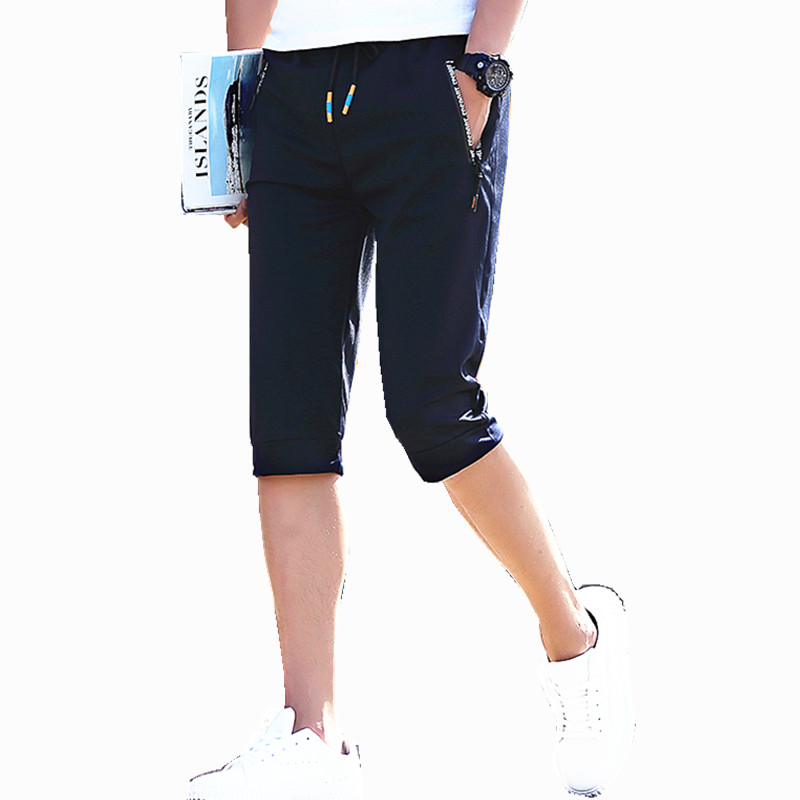2018 Men Fashion Summer Men Short New Shorts Men Casual Bermuda Masculina Solid High Quality Compression Male Cargo Shorts
