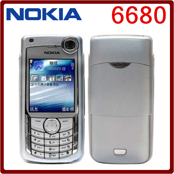 NOKIA 6680 DRIVER FOR PC
