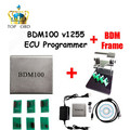 Wholesale BDM Frame Full Adapter + BDM100 Programmer OBD2 OBDII ECU Chip Tuning Tool BDM 100 V1255 Diagnostic Tool