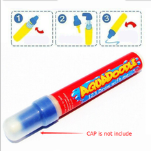 1 Pcs Drawing Pen American Aquadoodle Aqua Doodle Magic Pen Water Drawing Replacement S37