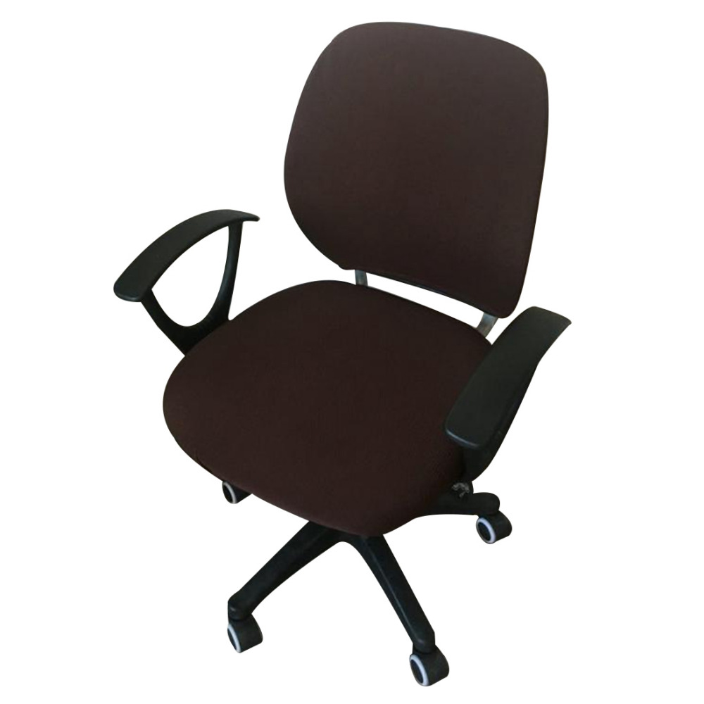 Office Chair Cover High Elasticity Removable Slipcover