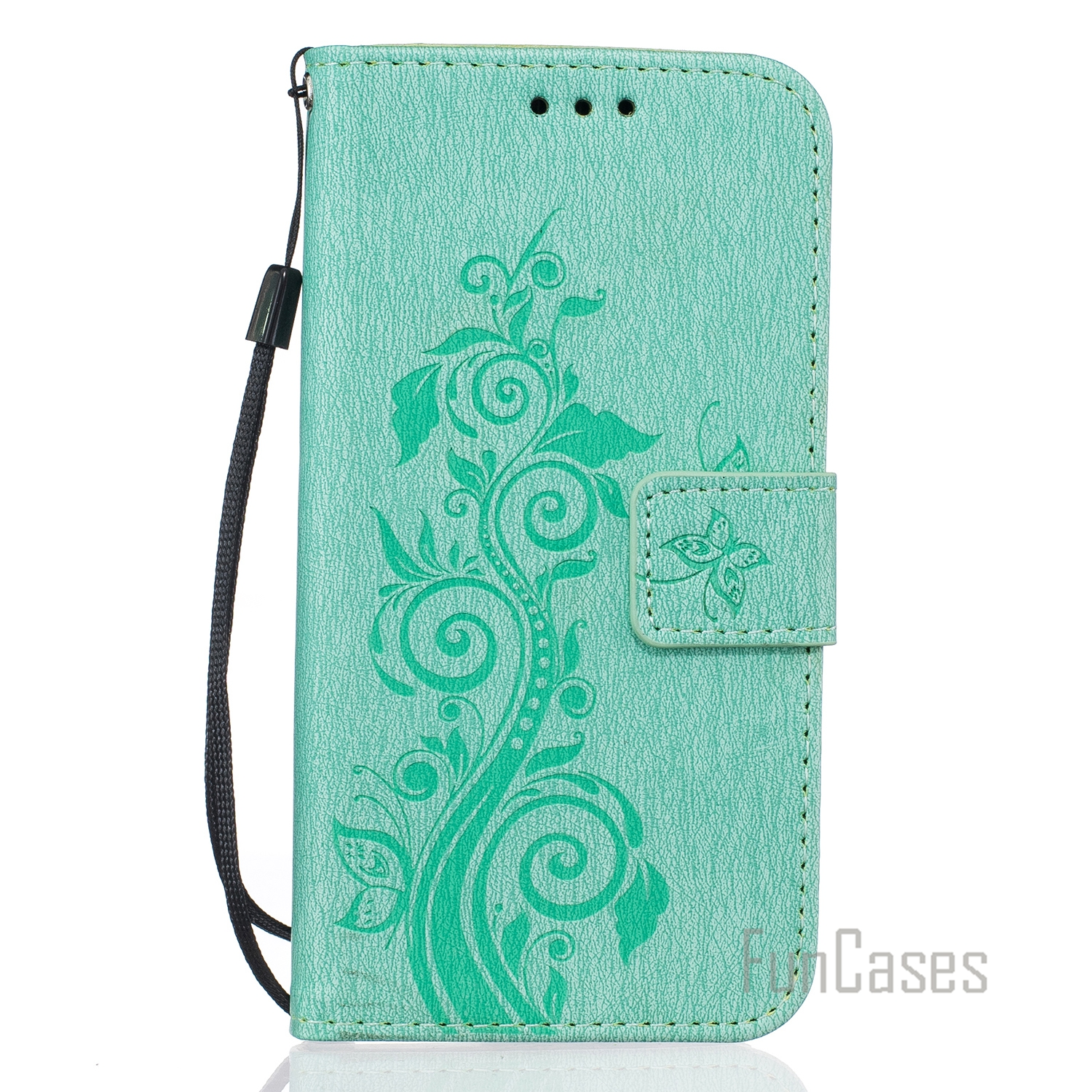 Luxury PU Leather Flip Phone Case Cover For Samsung Galaxy J3 Embossing Wallet Card Slots Stand Case Bag For Samsun Sunsun J300