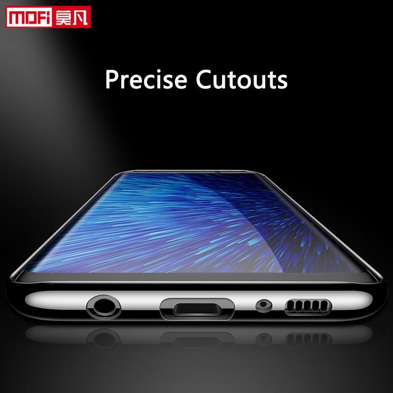 Case untuk Samsung galaxy s8 silikon lembut kembali mofi ultra jelas - Aksesori dan suku cadang ponsel - Foto 4