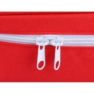 Image 5 - Bolsa de primeros auxilios portátil de talla grande, a prueba de agua, Kit de primeros auxilios, bolsa de acampada, bolsa médica de emergencia para viaje, bolsa de rescate, paquete médico