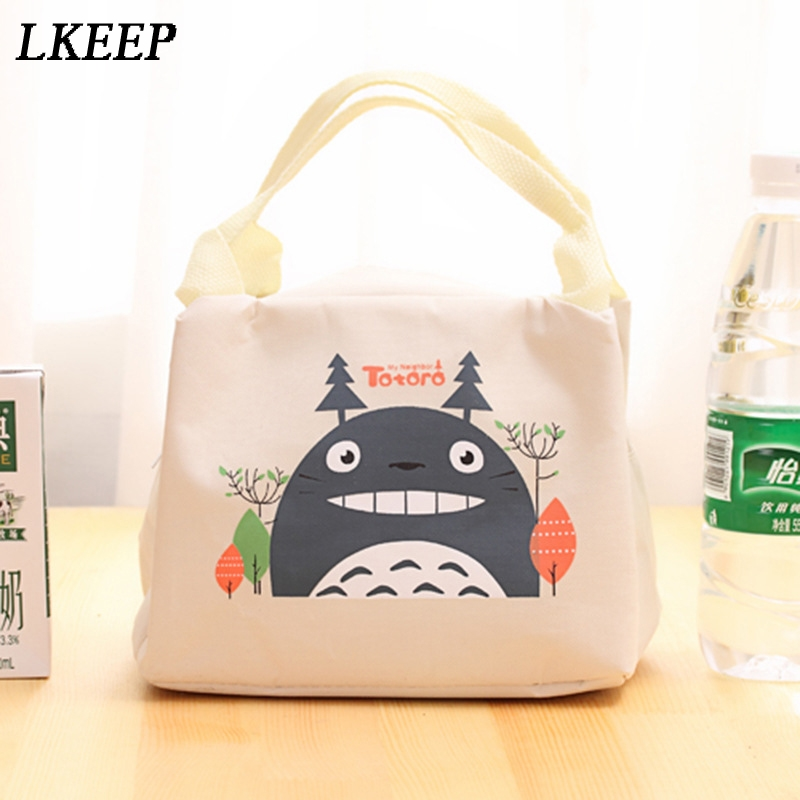 New Fashion Portable Insulated lunch Bag Thermal Food Picnic Lunch Bags for Women kids Men Cooler Lunch Box Bag Tote цена