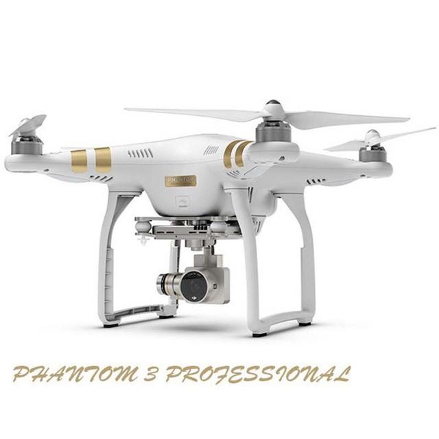 2016 Original DJI Fantasma 3 RC Quadcopter Drones Profissional com 4 K câmera rc helicóptero construir em GPS sistema FPV ao vivo vista HD