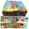 Dhl или ems 50 компл. XY 660 шт. Pocket Monster Charizard Карты английский Играть бумажных Карт неофициальным pokemoned Случайная отправить