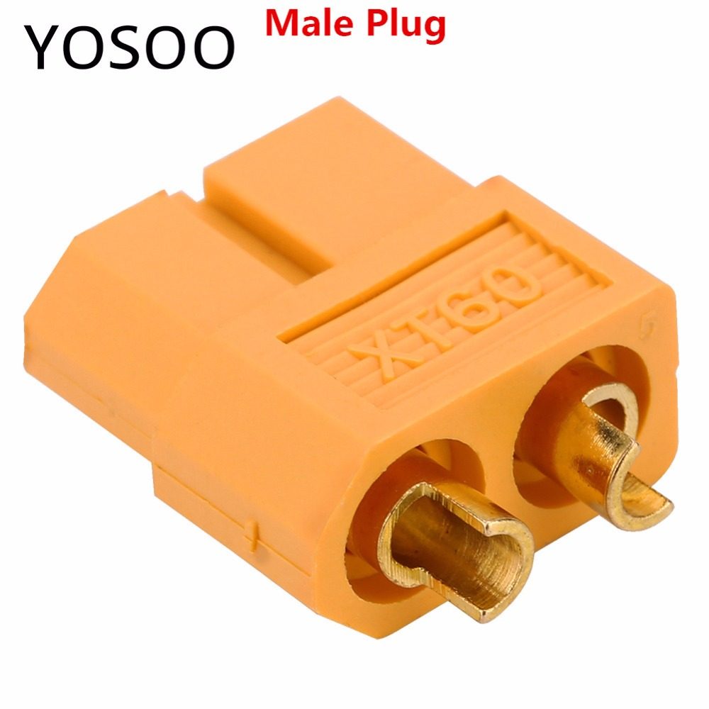 XT60 Male Female Plug RC High Quality Bullet Connector Adapter Plug for RC Drone LiPo font