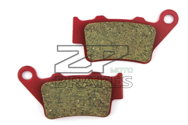 Ceramic Composite brake pads Fit For Rear Motocross KTM 125/250 EXC/EGS 1994 EXC 300 2000-2003 Motorcycle Accessories oem ceramic composite brake pads fit for rear motocross ktm exc 125 250 1995 2003 200 exc egs 1998 2003 motorcycle accessories