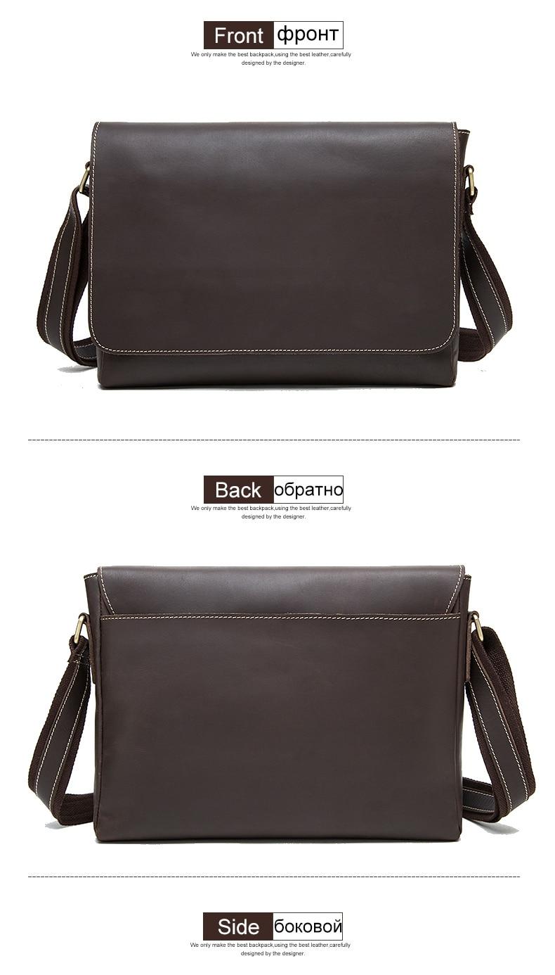 HTB1iTl.RZfpK1RjSZFOq6y6nFXar WESTAL Men's Briefcases Laptop Bag Leather Lawyer/office Bags Messenger Bags Men's Crazy Horse Leather Briefcases Business Bag
