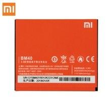 Xiao Mi Original Replacement Battery BM40 For Xiaomi 2A Redmi 1S Redrice 2 BM44 BM41 Authentic Phone 2080mAh