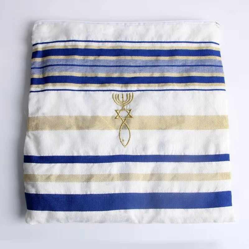 Israel Jewish Prayer Towel Scarf Christian Gift Middle East Costume Cloak Muslim Prayer Costume  Easter Accessories
