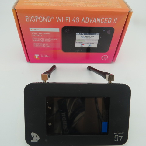 Unlocked Netgear Aircard 790s AC790S 300Mbps 4G Mobile Hotspot wifi Router Plus antenna