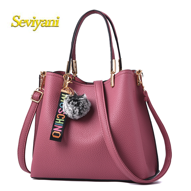 Seviyani 2018 New Arrivals Women Handbags Crossbody baags Fashionable  Leisure Wild Models Trends Pu Material Mini 83f54fb8b0d80