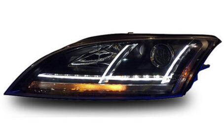 TT headlight (Don't fit car with AFS) 2006 2007 2008 2009 2010 2011 2012 2013 2014 bumper light for TT Headlight dynamic signal